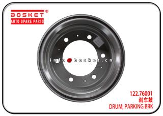 122.76001 12276001 Parking Brake Drum Suitable for ISUZU NPR