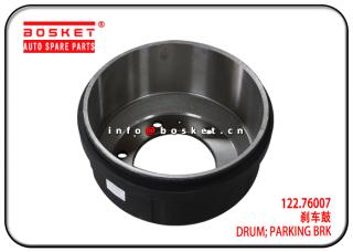 122.76007 12276007 Parking Brake Drum Suitable for ISUZU NPR