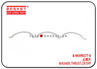 T801A STD 8-94399277-0 T801A STD 8943992770 Crankshaft Thrust Washer Suitable for ISUZU 4HF1 NPR66